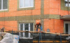 Эффективное решение для утепления цокольных и первых этажей