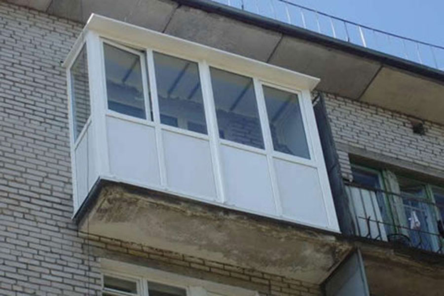 Установить пластиковый балкон и лоджию в екатеринбурге, осте.