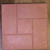 Укладка тротуарной плитки толщиной 30 мм