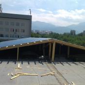 Ремонт крыши профессиональный ремонт крыши, установка балкон.