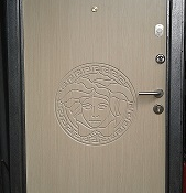 стальные двери с мдф с 2 сторон