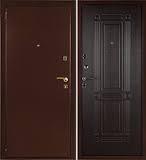входные двери толщина металла
