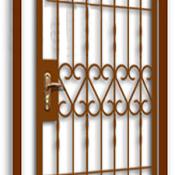 железные двери решетки одинцово
