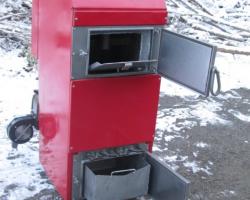отопительные котлы на твердом топливе в астане
