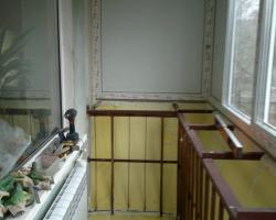 Остекление и утепление балконов и лоджий, цены в алматы. ост.