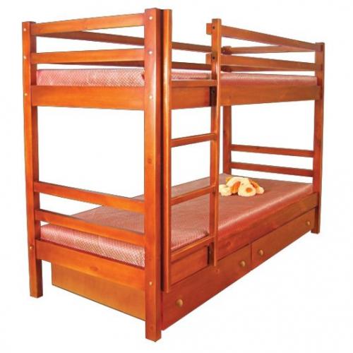 Выбираем двухъярусную кровать