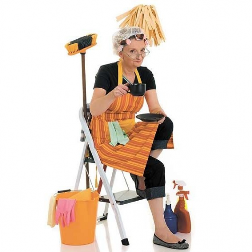 Ищу работу уборщицы в салоне красоты