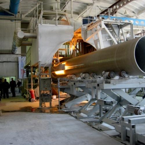 завод по выпуску металлопластиковых труб мотовездеходы