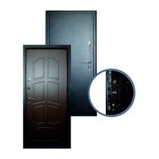 тепло и звукоизоляционные металлические двери