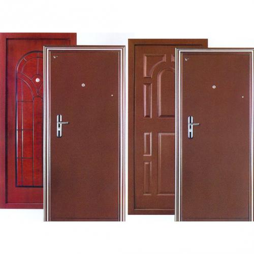 металлические двери в городе клин