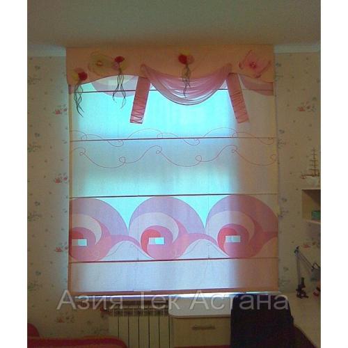 Декорирование штор