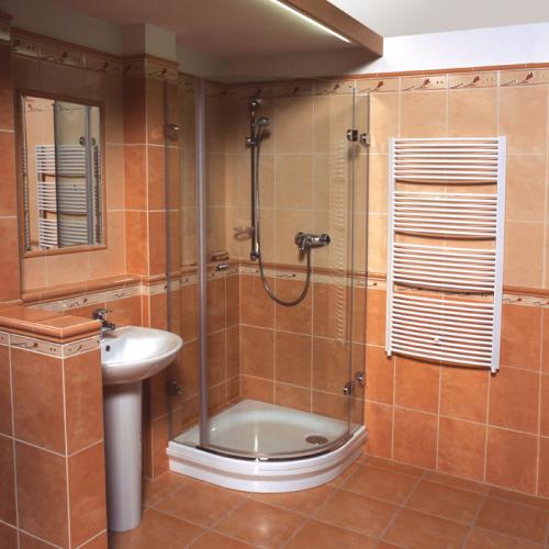 Душевая кабина в ванной комнате своими руками