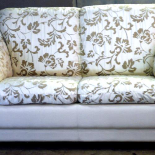 Как перетянуть диван своими руками фото