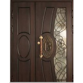 изготовление входных железных дверей на заказ дешево