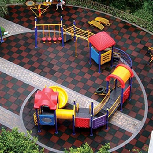 Мягкая плитка для детской площадки цена