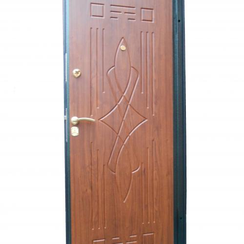 дверь железная с монтажем цена