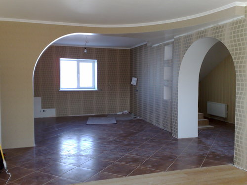 Внутренний ремонт дома своими руками