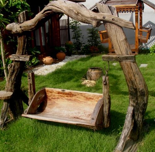 Мебель для дачи своими руками из дерева чертежи и фото