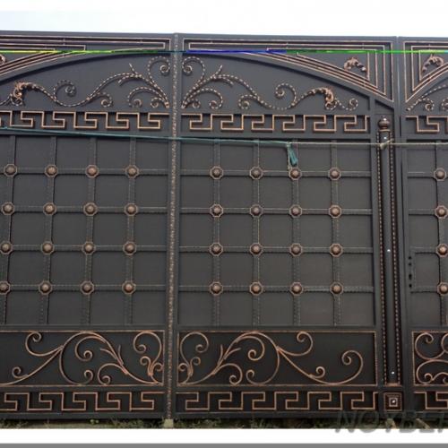 Ворота в алматы по самым лучшим ценам!. (ворота для гаража), откатные ворота, ворота раздвижные, металлические ворота, секционные ворота,