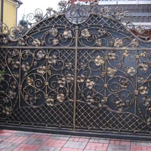 Цены на ворота в астане максимальная ширина ворот из проф листа