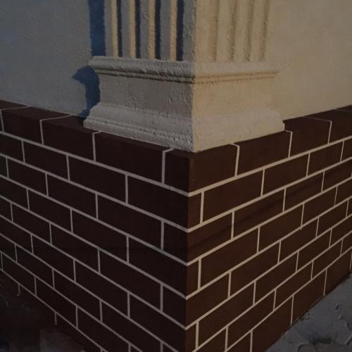 Декоративная штукатурка фасада цена за м2 работа