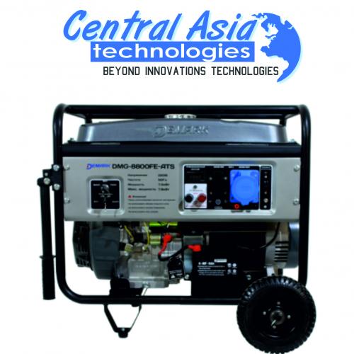 Бензиновый генератор электричества