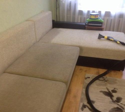 удаление пятен мягкой мебели Солнечногорск недорого