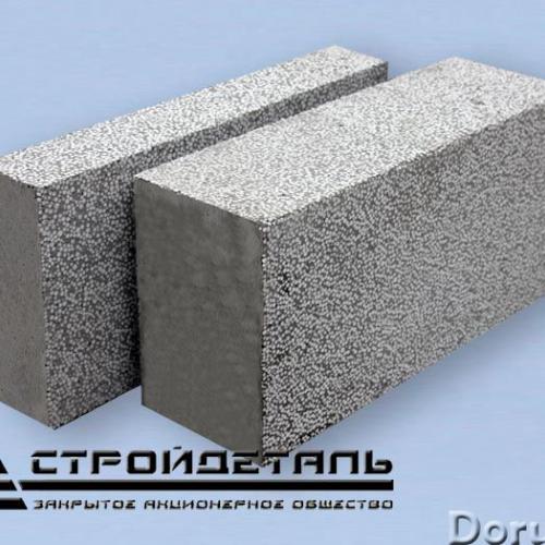 Мега полистиролбетон блоки