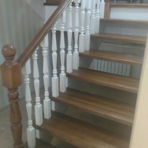 Изготовление ступеней для лестницы из дерева
