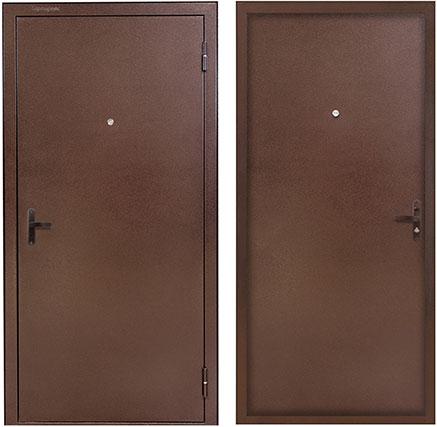 входная дверь металлическая железнодорожный