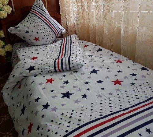 Съемные чехлы на бортики для кроватки