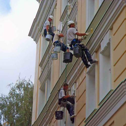 Утепление фасада в самаре цена за м2