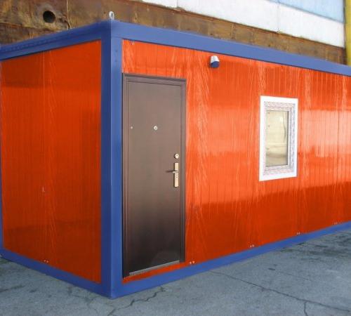 Блок контейнер перечень материалов 190