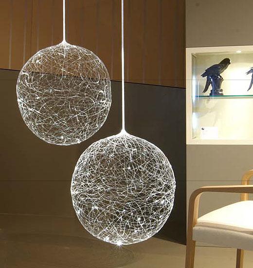 Каркасные шары для интерьера своими руками