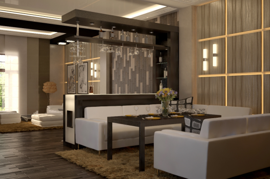 Дизайн красивых квартир