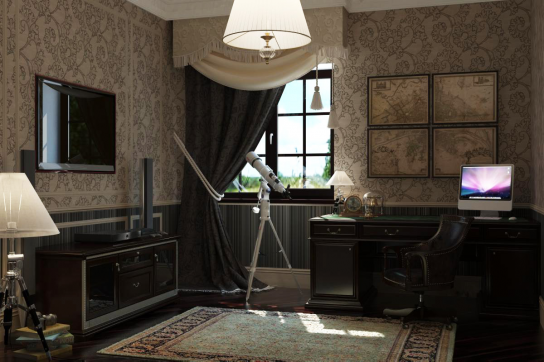 Дизайн кабинета