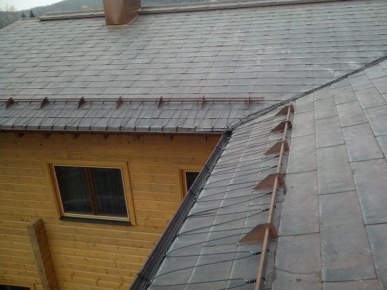 Как сделать край крыши 951