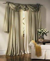 Дизайн штор: виды штор, секреты формы и цвета