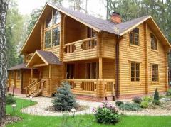 Деревянные дома: различные технологии строительства