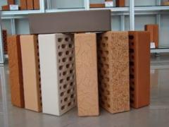 Керамический кирпич как фасадный материал