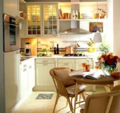 Дизайн кухни: Три важных совета