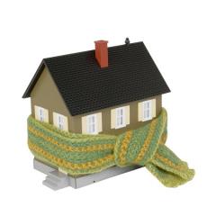 Отопление и утепление: Как эффективнее отопить дом и сберечь тепло