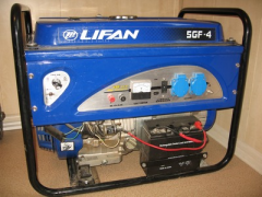 Да будет  свет... независимым! О домашних электростанциях, портативных генераторах в чемоданчике и о серьезном строительном оборудовании