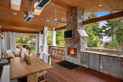 Летняя кухня: строительство, дизайн и оборудование