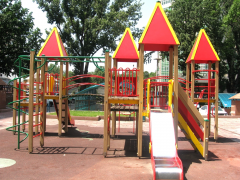 Детская площадка: лучший подарок для вашего ребенка!