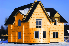 Как построить теплый и энергоэффективный дом?