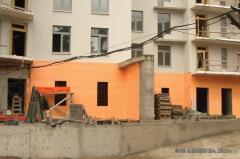 Эффективность плит ПЕНОПЛЭКС® при утеплении первых и цокольных этажей