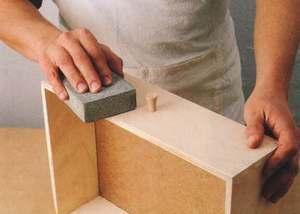 Покрасить мебель из дсп своими руками фото 445