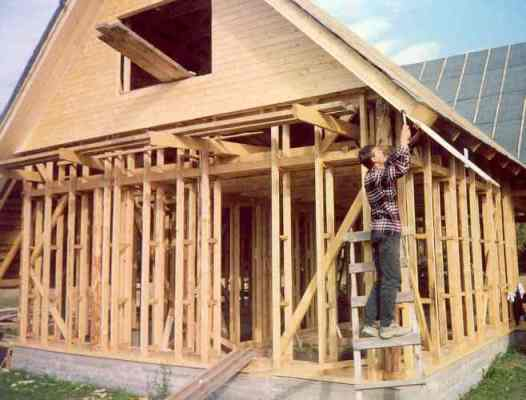 карскасный,дом,канадский,финский,деревянный,строительство,казахстан,